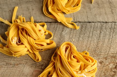 Handmade Spaghetti - pasta recipe the prairie homestead