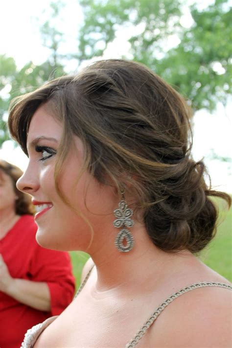 prom updo twists how to quot pretty quot updo twist updo and