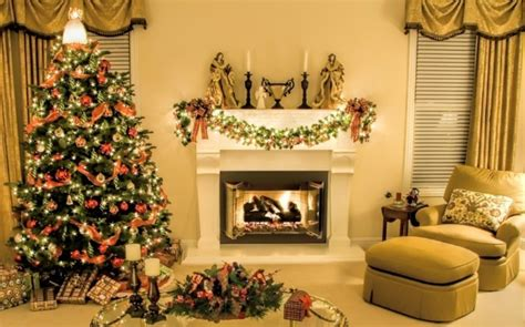 wohnzimmer weihnachtlich dekorieren wohnzimmergestaltung ideen f 252 r festliche