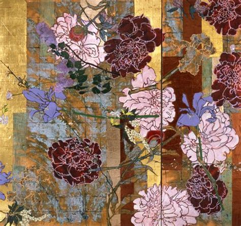 pattern is achieved when an artist kushner s paintings achieved their mature style in the