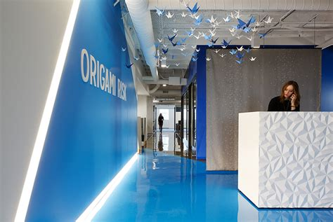 Origami Risk - a look inside origami risk s new chicago headquarters