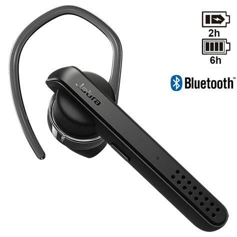 Jabra Bluetooth Headset Talk Black jabra talk 45 bluetooth headset med billader svart