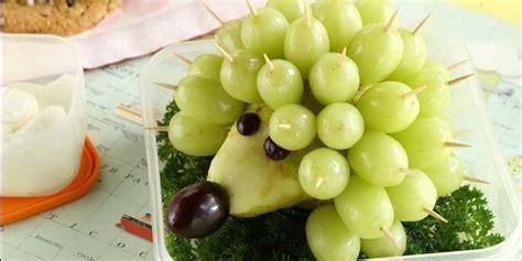 Tusuk Gigi Buah Tusuk Makan Buah Tusuk Buah Unik Tusuk Buah Lucu variasi bekal buah untuk anak