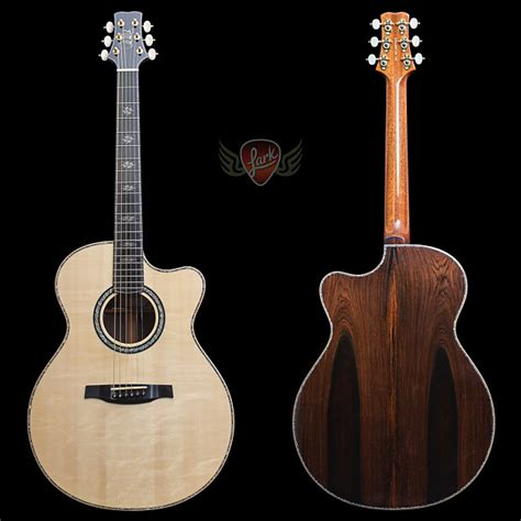 G U C C I Sanchaya Series 131 prs collection 131 series 2014 angelus cutaway acoustic reverb