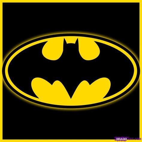 tutorial logo batman how to draw batman logo batman logo pinterest logos