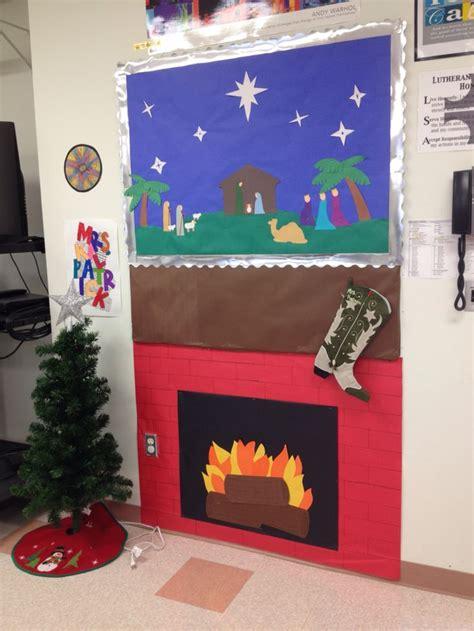 Fireplace Bulletin Boards by Bulletin Board Fireplace On The Bottom Below