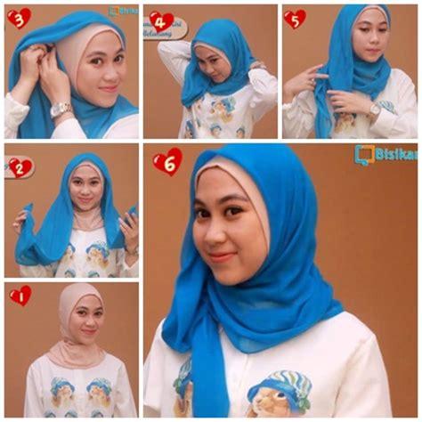 tutorial hijab ke kus tutorial hijab untuk ke kus kuliah 3