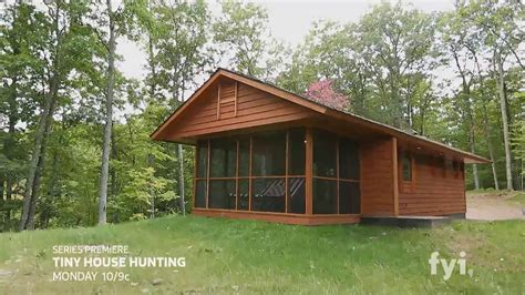 Tiny House Hunting Mondays 10 9c On Fyi On Vimeo Tiny Houses Fyi
