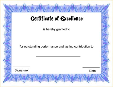 update certificates that use certificate templates certificate of appreciation template free printable