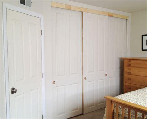 Replacing Sliding Closet Doors With Doors by Closet Door Repairs And Replacement San Jose San