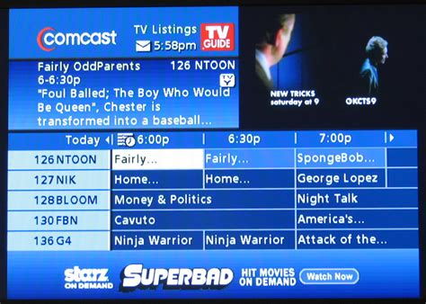 my xfinity tv guide how to fix time zone my comcast program guide is now even worse oleksiy