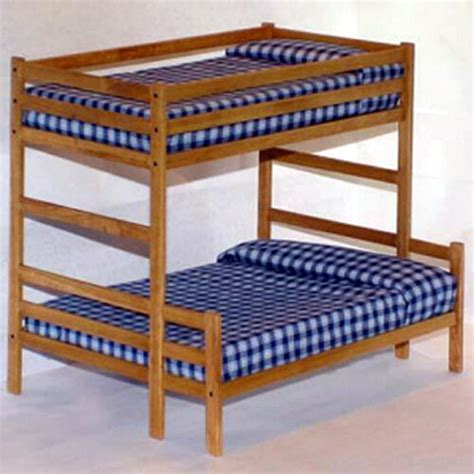 twin  full bunk bed woodworking plans patterns ebay