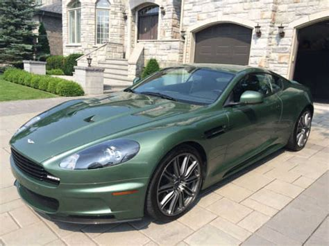 Aston Martin For Sale California by 2010 Aston Martin Dbs For Sale From Kingsburg California
