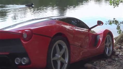 ferrari off road ferrari laferrari going off road youtube