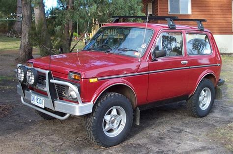 Lada 4x4 Lada Niva 4x4 Picture 2 Reviews News Specs Buy Car