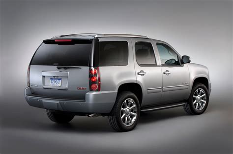 2014 Gmc Yukon Denali Right Rear 1 Photo 3