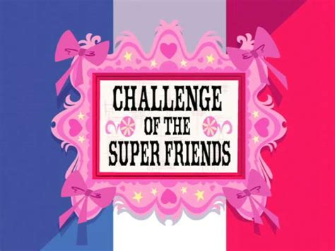 challenge of the friends imagination companions a