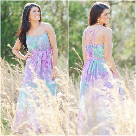 Dress Pink Mix Salam our quot splash of purple quot maxi dress is the mix of