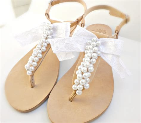 Bridal Sandals by Bridal Sandals Leather Sandals Wedding Sandals