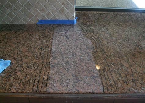 Granite Countertop Seam by Granite Seam Repair Millestone Marble Tile