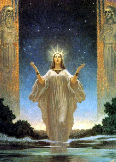 Goddess Lada Lada The Slavic Goddess Of And Protection