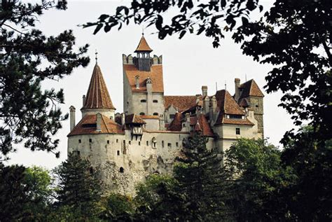 home to dracula s castle in transylvania count dracula s medieval mountain top fortress not for