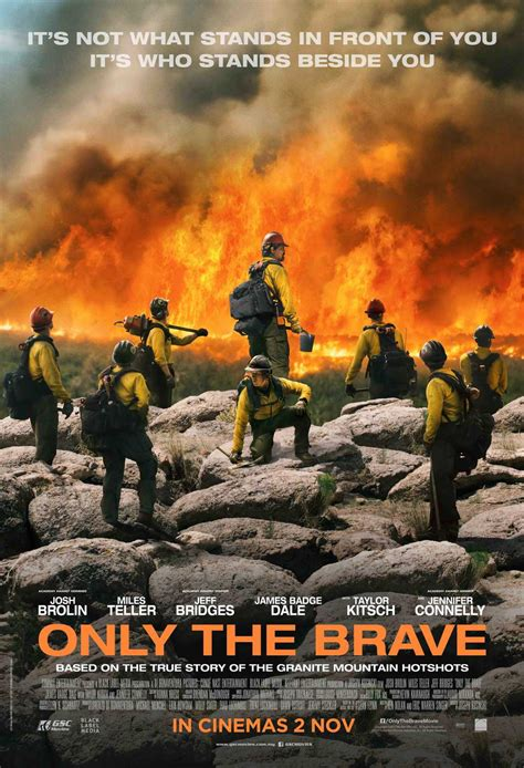 only the brave australian film only the brave 2017