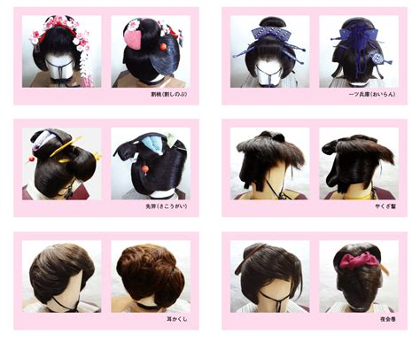 Traditional Japanese Hairstyles by Show Me Your Quot Historical Quot Hairstyles Tutorials Page 29