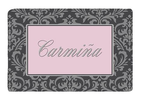 personalized rugs for nursery nursery damask rug personalized rug customized rug carpet