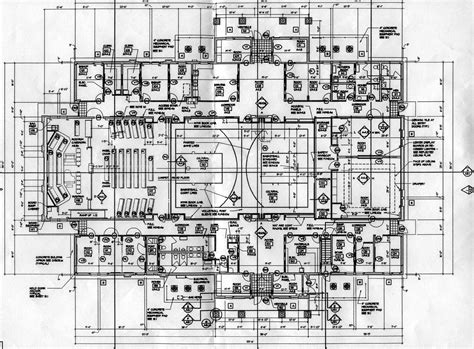 floor plan detail drawing construction drawings