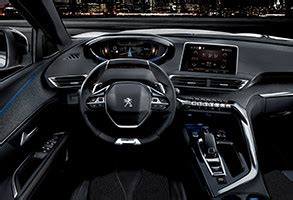 Can You Buy A Peugeot In The Us New Peugeot 3008 Suv Gt Line