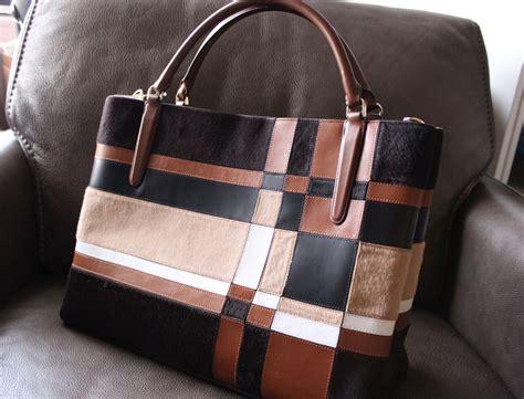 Coach Patchwork Purse Collection - coach borough bag patchwork collection coachoutlet