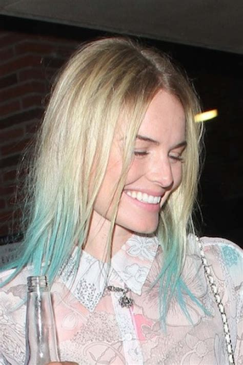 hairstyles dip dyed hair celebrities with dip dyed hair color women hairstyles