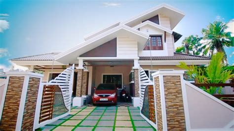 4 bhk sloping roof home design 1850 sq ft 4 bhk sloping roof modern home design at 2346 sq ft interior home plan