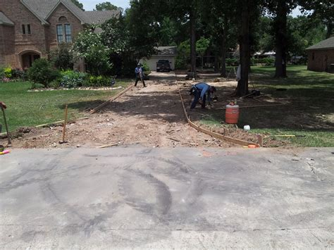 Driveway Cost Cost Of Concrete Driveway Replacement