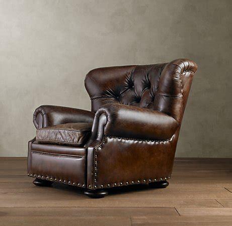 Churchill Chair by Furniture Sharpe Look