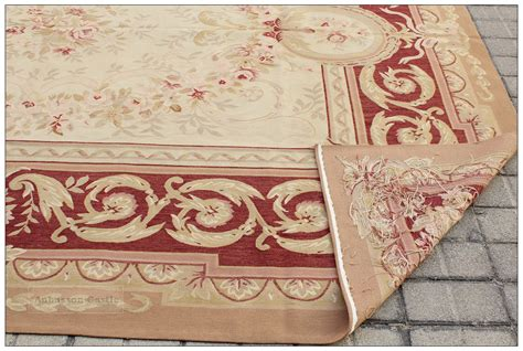 Rugs For Sale On Ebay by Antique Beige 8x10 Aubusson Area Rug Classic