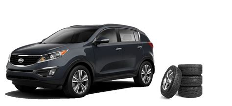 kia tire kia sportage tires sizes all season and winter tires