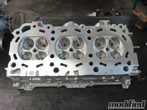 Nissan Vq35de Nissan 350z Vq35de Engine Build Modified Magazine
