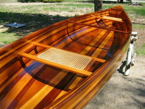 Handmade Canoe For Sale - 51 best images about wood canoe on wood