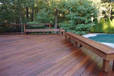 stain ipe staining ipe deck tips  sealer store