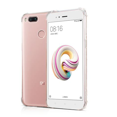 Soft Mia1 Mi A1 Mi5x Mi 5x for xiaomi mi a1 5x mia1 mi5x air cushion clear soft silicone tpu premium