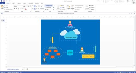 cloud diagram in visio visio in cloud consultech us