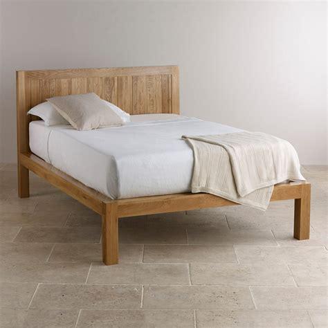 oak bedroom sets king size beds alto natural solid oak king size bed bedroom furniture