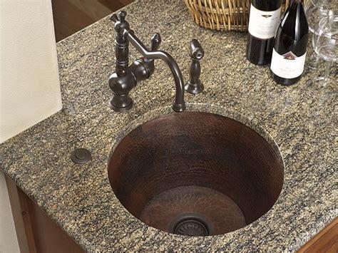 copper undermount bar sink hammered copper bar sink copper sinks
