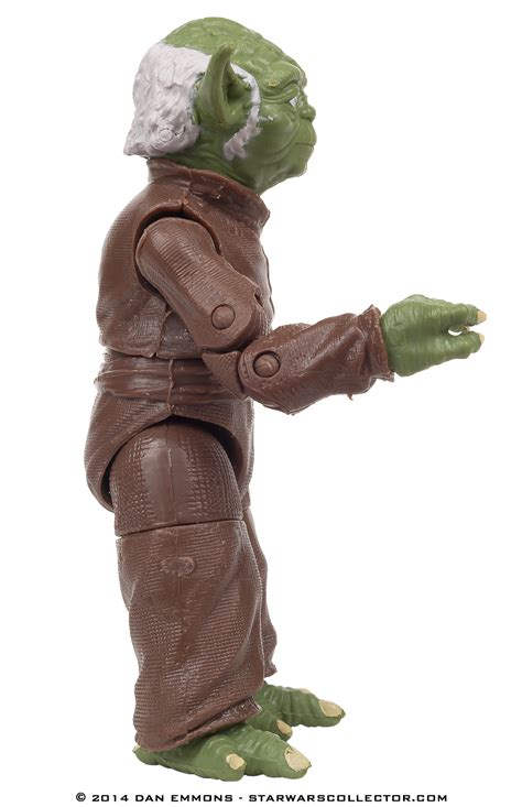 Wars Black Series 6 Inch Figure 06 Yoda Jedi Master Authentic H 2 the black series 6 quot 06 yoda without robe right
