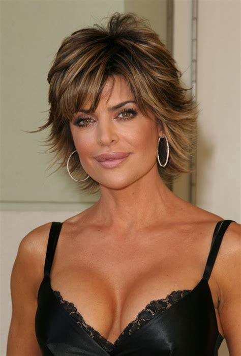 lisa rinna hair color highlights lisa rinna here s why i did the depends commercial www