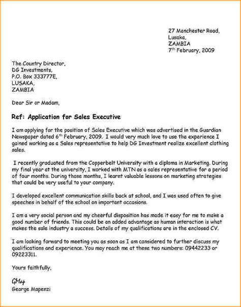 Application Letter Exle And Meaning 10 Exle Of Letter Of Application Basic Appication Letter