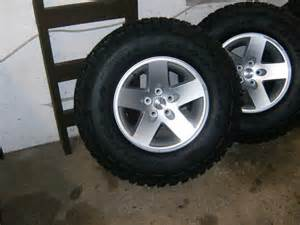 Jeep Moab Wheels 5 Rubicon Moab Wheels With Mt R S