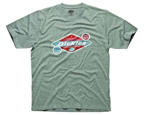 Kaos T Shirt Dickies dickies branded t shirts 5 pack sh5004 mammothworkwear
